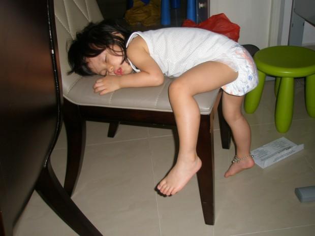 Bebek uyuma pozisyonları