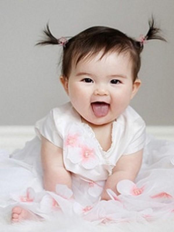 Sevimli Çocukların Güldüren Dil Tepkileri
