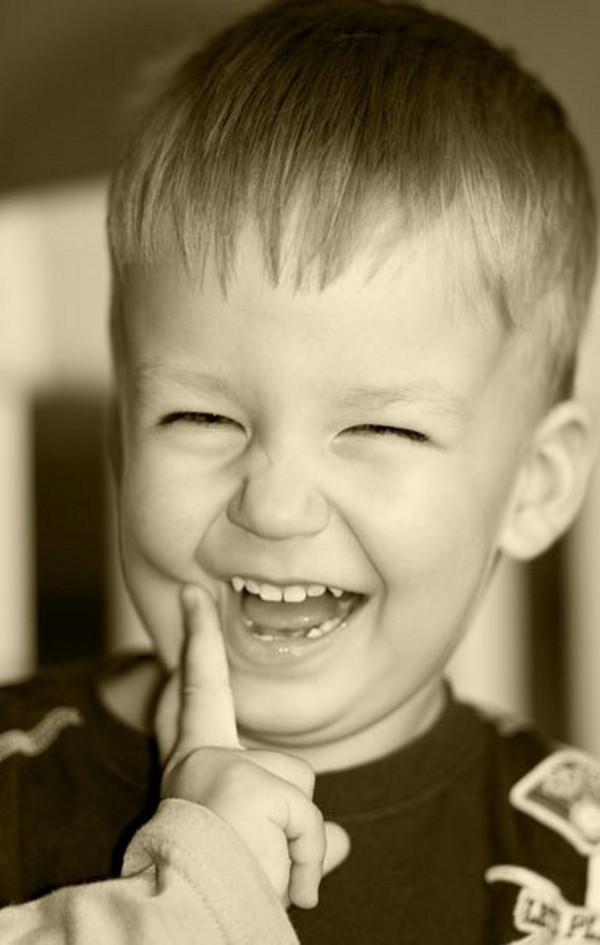 Mutlulukları Gözlerinden Okunan 30 Çocuğun Fotoğrafı