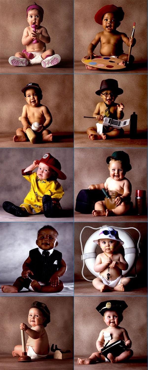 Kostüm Giyen Birbirinden Komik 34 Sevimli Çocuk