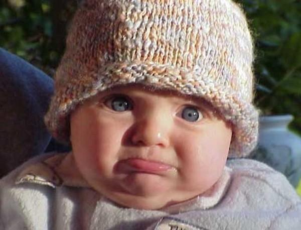 Üzgün Bebekler