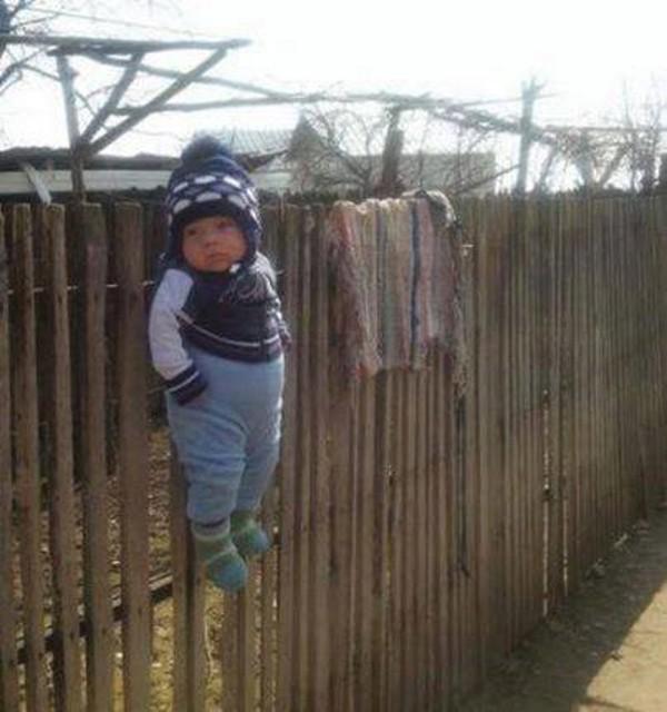 Asılı Bırakılan Çocuklar
