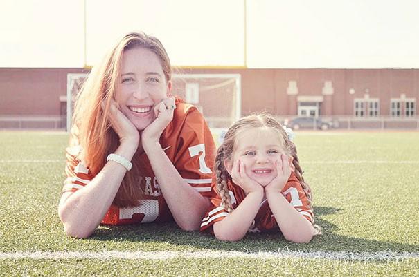 Kızlar Zamanla Annelerine Çekermiş Dedirten 28 Fotoğraf