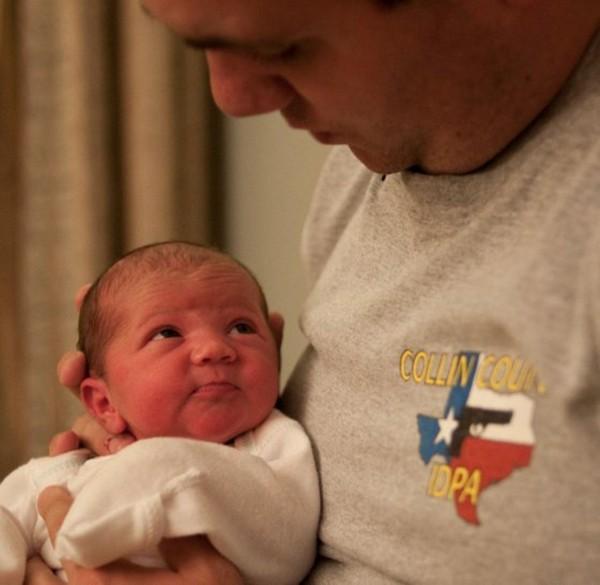 Babaların Bebekleriyle İlk Kez Buluştuğu 30 Muhteşem Kare