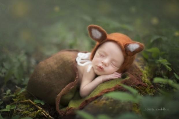 Aşırı Doz Mutluluk Vaat Eden 17 Şirin Bebek Fotoğrafı